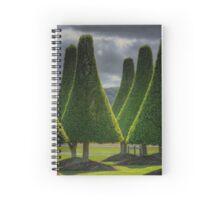 dada trees Spiral Notebook