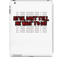 Popo's Freak Out iPad Case/Skin