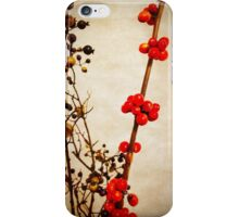 Cherry berry iPhone Case/Skin