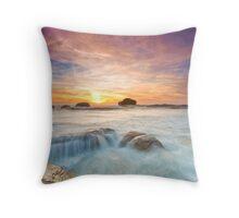 Redgate Beach South West WA Throw Pillow