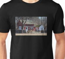 North Fork Farmhouse Unisex T-Shirt