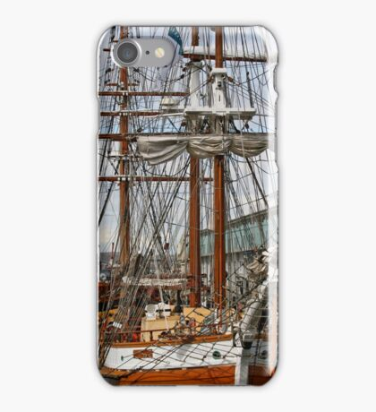 rigging iPhone Case/Skin