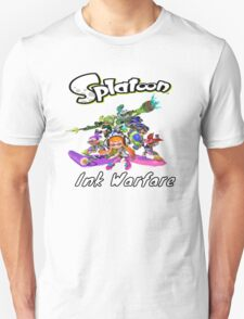 Splatoon Ink Warfare T-Shirt