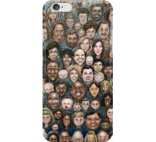 Faces of Humanity iPhone Case/Skin