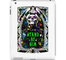 STAND BY HIM iPad Case/Skin