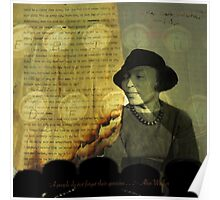From The Fire: Zora Neale Hurston Poster