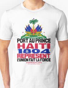 Haiti represent T-Shirt