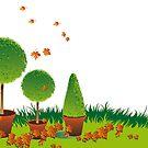 Garden Topiary by naffarts