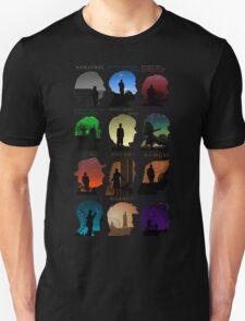 Who Said it (1-11) T-Shirt