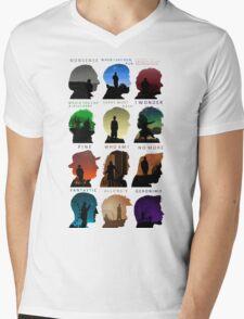 Who Said it (1-11) Mens V-Neck T-Shirt