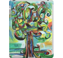 Lyrical Tree iPad Case/Skin
