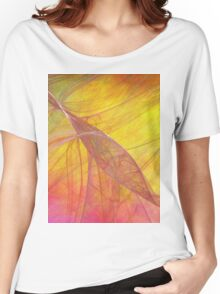 Fire Storm-Available As Art Prints-Mugs,Cases,Duvets,T Shirts,Stickers,etc Women's Relaxed Fit T-Shirt