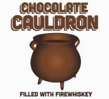 Chocolate Cauldron - Harry Potter One Piece - Long Sleeve