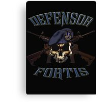 SF Defensor Fortis  Canvas Print