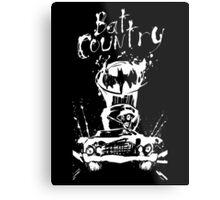 Batman's Fear & Loathing in Gotham Metal Print