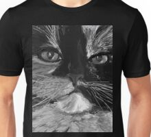angry cat Unisex T-Shirt
