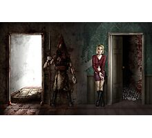 10 Years of Silent Hill 2 Photographic Print
