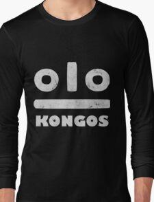 KONGOS Long Sleeve T-Shirt