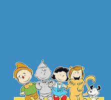 The Peanuts of Oz by Renata Palheiros