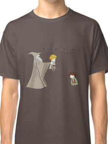 It's Dangerous to Go Alone. Take this. Classic T-Shirt