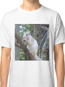 White Squirrel Classic T-Shirt