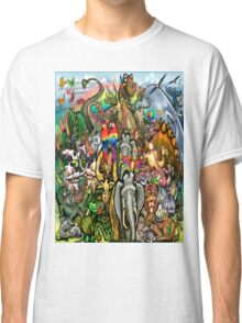 Animals Great and Small Classic T-Shirt