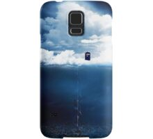 There is a man who lives on a cloud. Samsung Galaxy Case/Skin