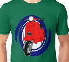 Red Lambretta Unisex T-Shirt