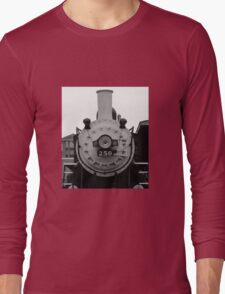 Front of Train Long Sleeve T-Shirt