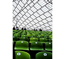 Munich Olympic Stadium Photographic Print