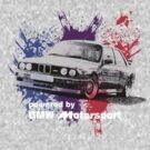 BMW E30-M3  by Steve Harvey