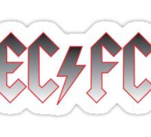 Elgin ACDC Sticker