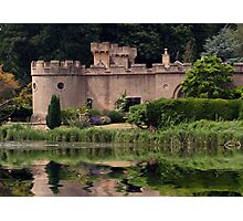 An Englishmans Home - Newstead Abbey Photographic Print
