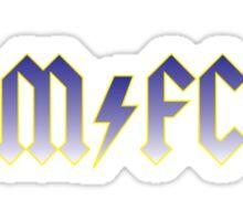 Montrose ACDC Sticker