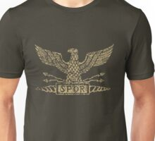 Distressed Legion Eagle Unisex T-Shirt