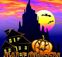 Halloween poster by snehit