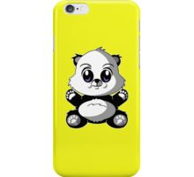 Panda Teddy iPhone Case/Skin