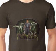 Chris Pratt - Dinosaur Trainer Unisex T-Shirt