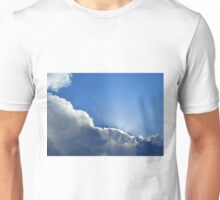 Light Shining From Heaven Unisex T-Shirt