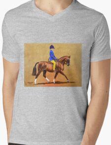Rivington Time Frame with Michaela Morley Mens V-Neck T-Shirt