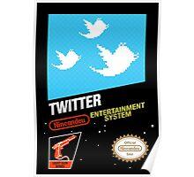 NES Twitter Poster