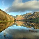 Brotherswater In December by VoluntaryRanger