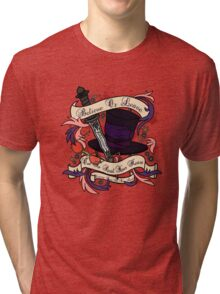 Believe Or Leave Tri-blend T-Shirt