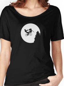 A.T: The Alien-Terror Women's Relaxed Fit T-Shirt
