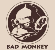 Bad Monkey Logo by BadMonkeyShop