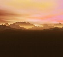 Mountains of Color by pdsimonson