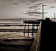 Pier View by pdsimonson