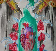 heart full of hostage by flipcozo