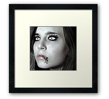 Zofia Framed Print