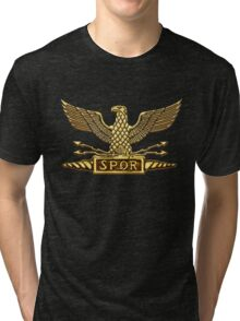 Legion Eagle Gold Tri-blend T-Shirt